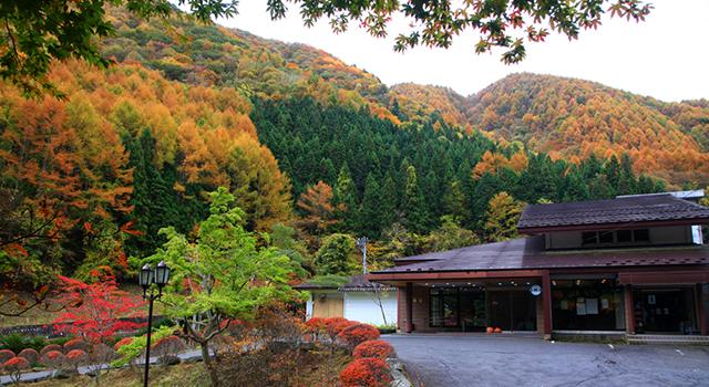 岳の湯温泉 雲渓荘